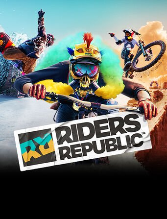 Riders Republic sur PS5