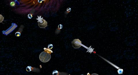 Astéroïdes aux cocons