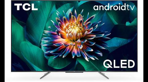 La TV TCL QLED 4K en réduction de 100€
