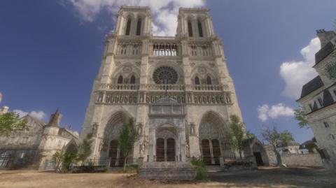 Ubisoft vous invite à visiter Notre-Dame de Paris en VR sur Steam