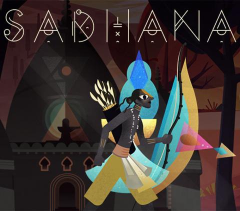 Sadhana sur iOS