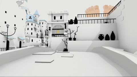 The Unfinished Swan : le jeu de Giant Sparrow (Edith Finch) débarque sur PC et iOS
