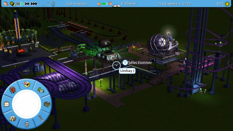 Epic Games Store - RollerCoaster Tycoon 3 : Complete Edition sera gratuit la semaine prochaine