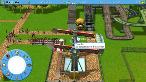 RollerCoaster Tycoon 3 : Complete Edition, guides complet et astuces