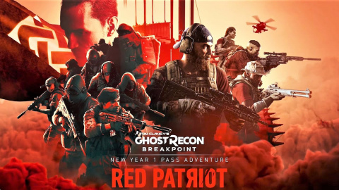 Ghost Recon Breakpoint Episode 3: Red Patriot