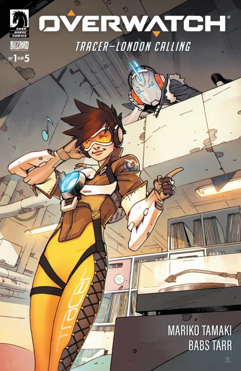 Overwatch : une nouvelle bande dessinée et un défi dédiés à Tracer