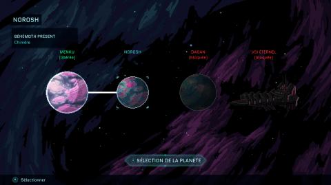 Star Renegades - Un roguelite tactique maîtrisé