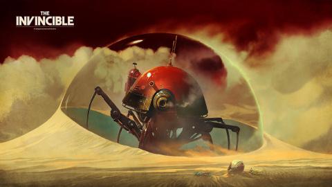 The Invincible sur PS5