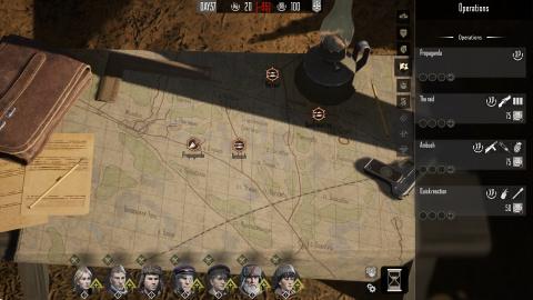 Partisans 1941 sortira à la mi-octobre