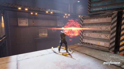 Ghostrunner : Les versions PS5 / Xbox Series précisent leur fenêtre de sortie