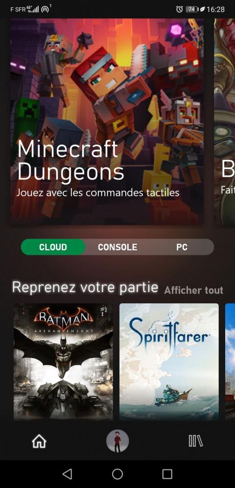 Game Pass : La mise à jour ajoutant le xCloud est disponible sur Android