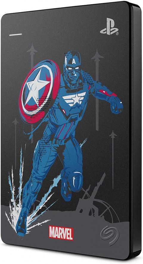 Seagate lance les précommandes des disques durs Playstation Marvel's Avengers