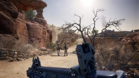 Sniper Ghost Warrior Contracts 2 : direction le Moyen-Orient pour des tirs à très longue distance