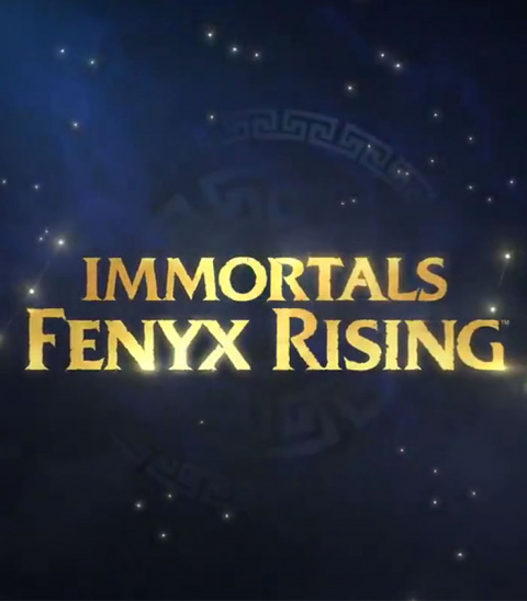 Immortals Fenyx Rising sur Xbox Series