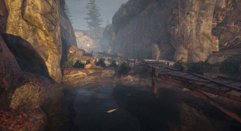 Estranged : The Departure - Des versions Xbox One et Switch annoncées