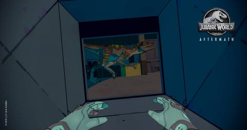 Jurassic World Aftermath s'invite prochainement sur l'Oculus Quest 2