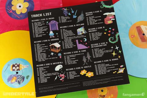 Undertale : Les musiques réunies dans une Complete Soundtrack Vinyl Box