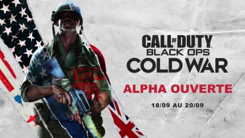 Call of Duty Black Ops - Cold War - testez l'Alpha en exclusivité sur PS4