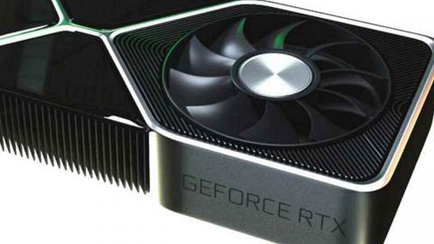 GeForce RTX 3080 : Les commandes sont ouvertes