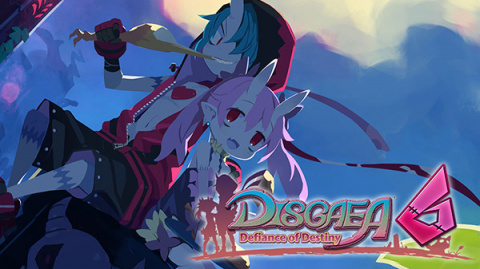 Disgaea 6 : Defiance of Destiny sur Switch