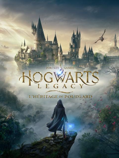 Hogwarts Legacy : l'Héritage de Poudlard sur PS5