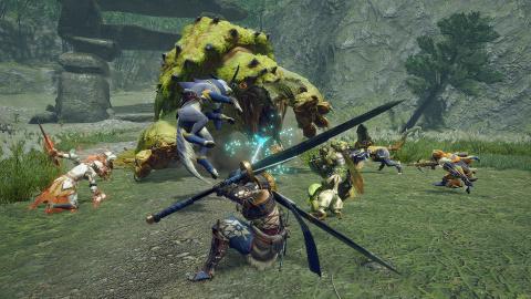 15€ de remise sur la précommande de Monster Hunter Rise