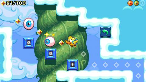 Hatch Tales : De la plateforme avec éditeur de niveaux à venir sur Switch