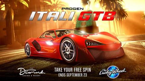 GTA Online : Récompenses triplées dans Sauts au but groupés et promotions de la semaine