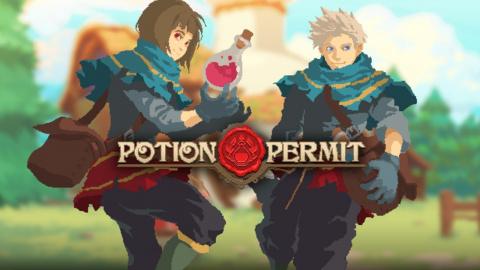 Potion Permit sur PC