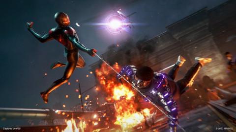Marvel's Spider-Man : Miles Morales - Insomniac dévoile un peu de lore sur Instagram