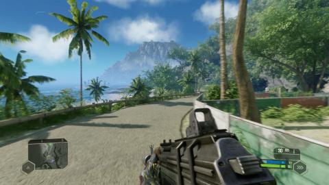 Crysis Remastered : Un joli lifting mal optimisé sur PC