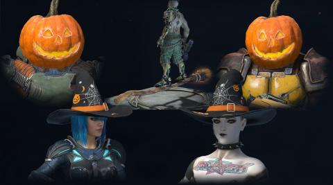 Quake Champions : La mise à jour automnale se dévoile