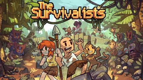 The Survivalists sur iOS