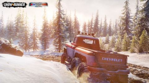 SnowRunner : Le Classico Pack est disponible sur consoles et PC