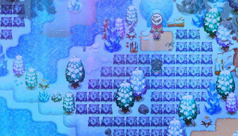 Tundra gelée