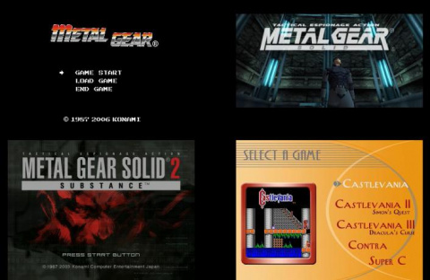 Metal Gear Solid - The first two games can land on PC