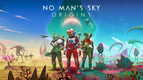 No Man's Sky : l'ambitieuse mise à jour 3.0 ORIGINS est disponible