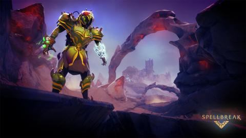 Spellbreak - Le Battle Royale totalise plus de 5 millions de joueurs