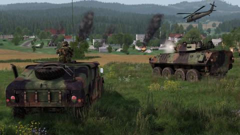 ArmA III : Un nouveau DLC communautaire annoncé