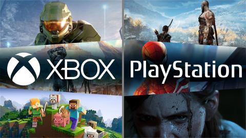 Sony / Xbox : Liste des studios et licences first-party des deux camps