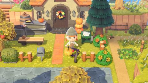 Animal Crossing : New Horizons célèbre l'automne le 30 septembre dans une nouvelle mise à jour