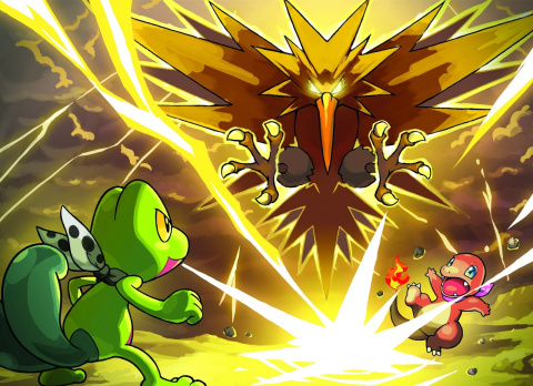Pokémon GO, Électhor Shiny : notre guide pour le vaincre et le capturer en raids