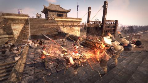 TGS 2020 : Dynasty Warriors 9 Empires officialisé avec un jeu mobile