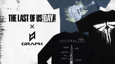 TLOU Day : Goodies, artworks, vinyle, et fond d'écran The Last of Us x Kojima Productions révélés