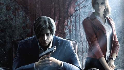 Resident Evil : Infinite Darkness - Une série d'animation CGI en 2021 sur Netflix