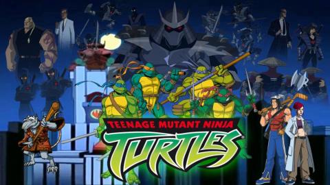 Teenage Mutant Ninja Turtles - 1989 soluce, guide complet