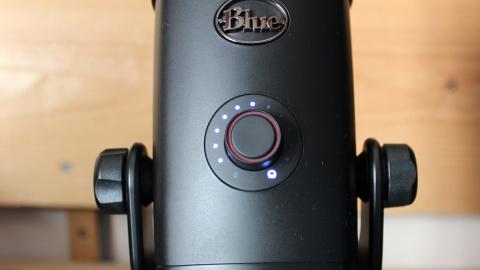 Test du microphone Blue Yeti X: élégance et efficacité