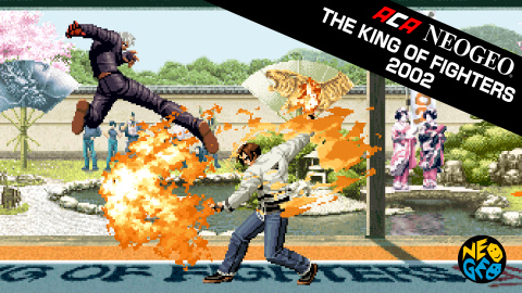 Wiki de The King of Fighters 2002