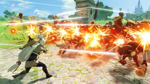 Hyrule Warriors : L'Ère du Fléau : Les détails du patch Day One