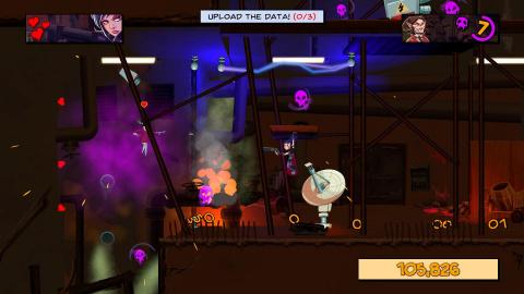 Damsel : Du vampire à dézinguer sur PS4 en octobre